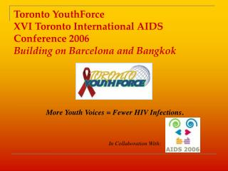 More Youth Voices = Fewer HIV Infections .