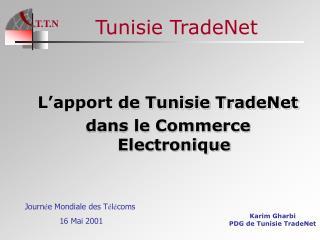 Tunisie TradeNet