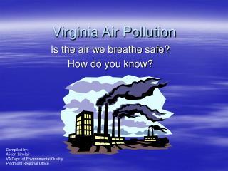 Virginia Air Pollution