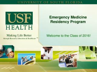Emergency Medicine Residency Program