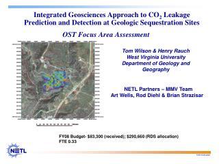 OST Focus Area Assessment