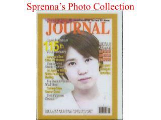Sprenna's Photo Collection