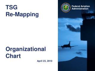 TSG  Re-Mapping Organizational Chart