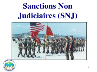 Sanctions Non Judiciaires  (SNJ)