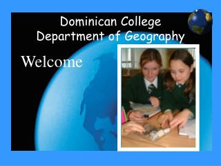 Dominican College Department of Geography