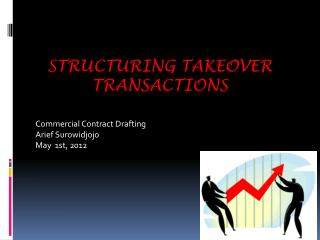 Structuring takeover transactions