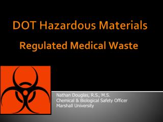 DOT Hazardous Materials
