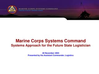 MCSC Life Cycle Logistics Strategy