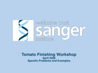 Tomato Finishing Workshop