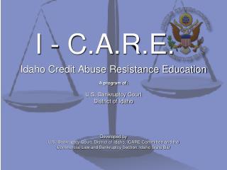 I - C.A.R.E.