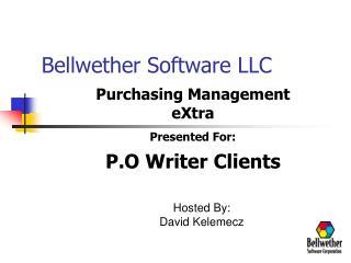 Bellwether Software LLC