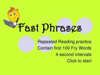 100 Fry Words