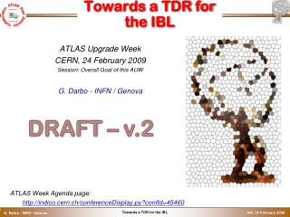 Towards a TDR for the IBL