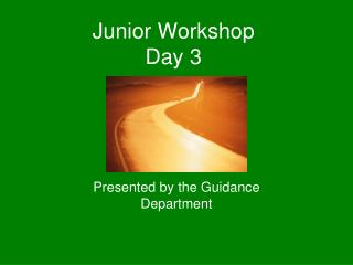 Junior Workshop Day 3