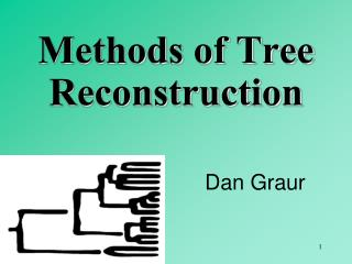 Methods of Tree Reconstruction