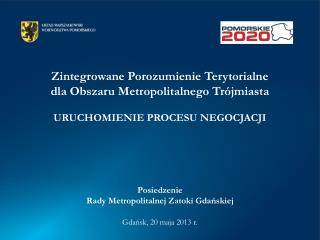 Zintegrowane Porozumienie Terytorialne  dla Obszaru Metropolitalnego Trójmiasta