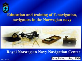 Royal Norwegian Navy Navigation Center