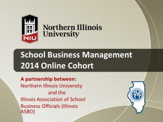 School Business Management  2014 Online Cohort