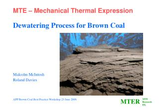 MTE – Mechanical Thermal Expression