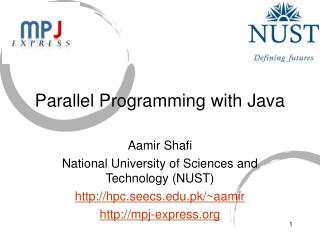 Parallel Programming with Java