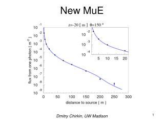 New MuE