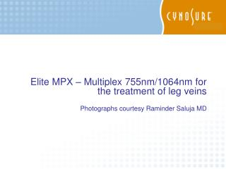 Why Multiplex (MPX)?