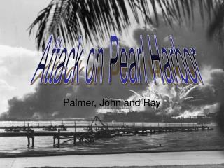Palmer, John and Ray