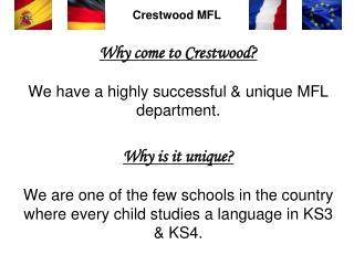 Crestwood MFL