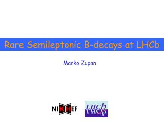 Rare Semileptonic B-decays at LHCb