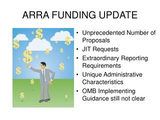 ARRA FUNDING UPDATE