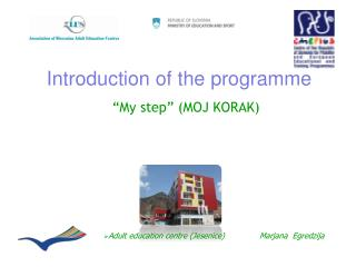 Introduction of the programme