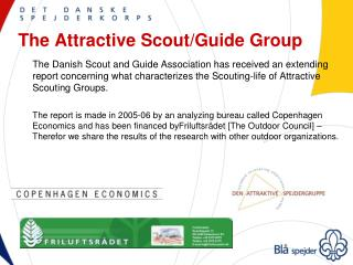 The Attractive Scout/Guide Group