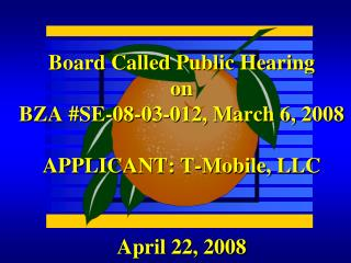 April 22, 2008