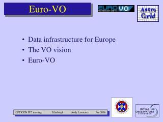 Euro-VO