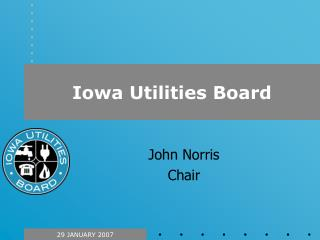 Iowa Utilities Board