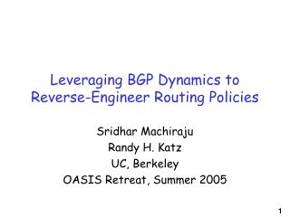 Leveraging BGP Dynamics to Reverse-Engineer Routing Policies