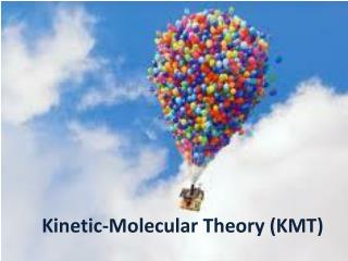 Kinetic-Molecular Theory (KMT)