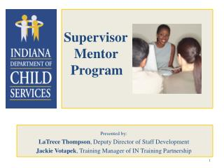 Supervisor     Mentor    Program