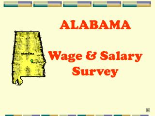 ALABAMA Wage & Salary Survey