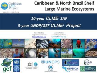 Caribbean  & North Brazil Shelf  Large  Marine  Ecosystems 10-year  CLME +  SAP and
