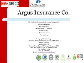 Argus Insurance Co.