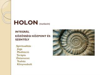HOLON (munkacím)