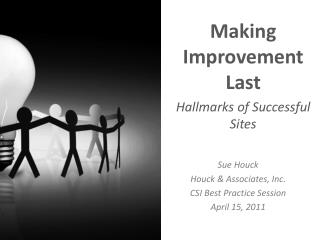 Sue Houck  Houck & Associates, Inc. CSI Best Practice Session April 15, 2011