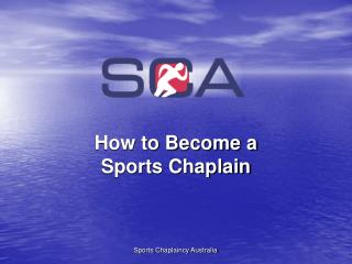 How to Become a  Sports Chaplain