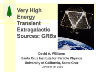 Very High Energy Transient Extragalactic Sources: GRBs