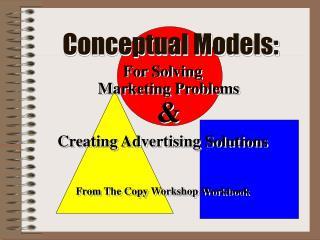 Conceptual Models: