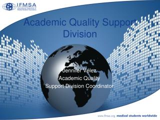 Academic Quality Support Division