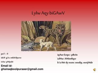 Lylw Aqy biGAwV