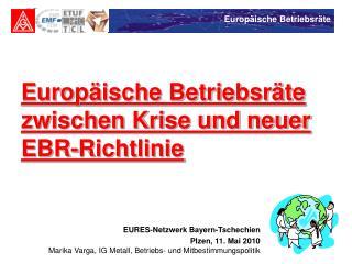 Europäische Betriebsräte zwischen Krise und neuer EBR-Richtlinie