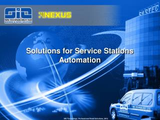 Solutions for Service Stations Automation